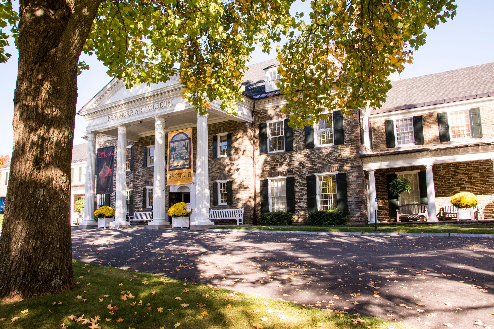 Fenimore Art Museum's 2018 Annual Report