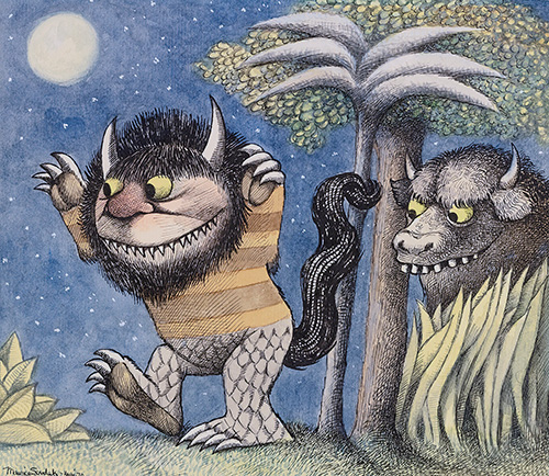 © Maurice Sendak: All Rights Reserved.