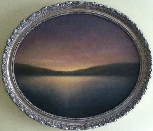 """September Morning--Cooperstown"" by Susan Jones Kenyon"