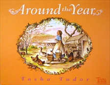Tasha Tudor- Around The Year