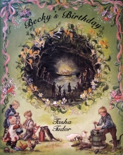 Becky's Birthday Signed Copy by Tasha Tudor