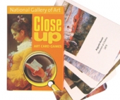 Close Up Art Card Games