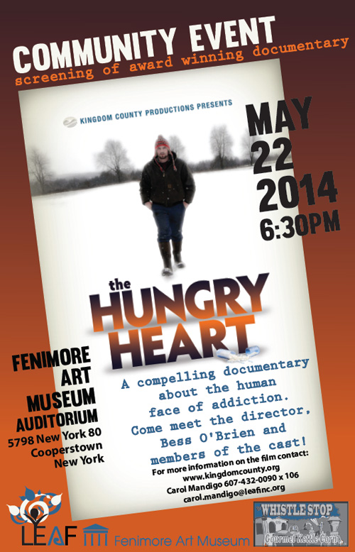 The Hungry Heart Movie