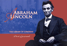 Abraham Lincoln Postcard Book