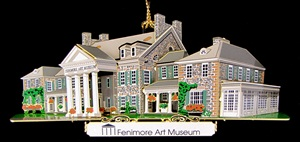 Fenimore Art Museum Holiday Ornament