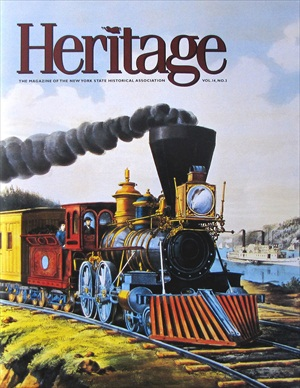 Heritage Magazine Vol.14, NO.3