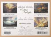 Natural Wonders American Lansdcapes Boxed Notecards