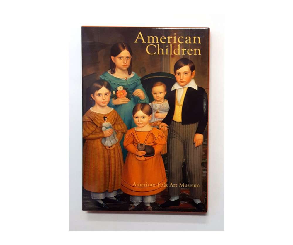 American Children Note Card Folio