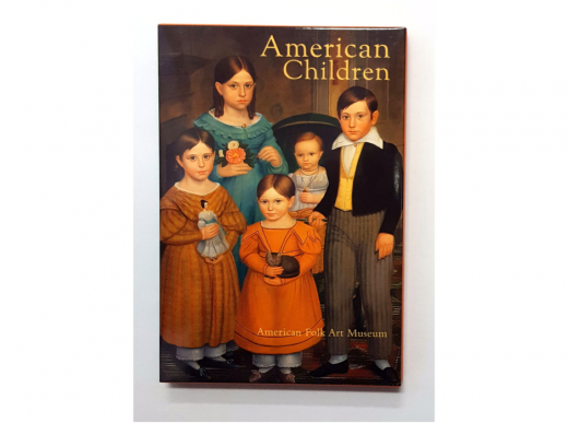 American Children Note Card Folio
