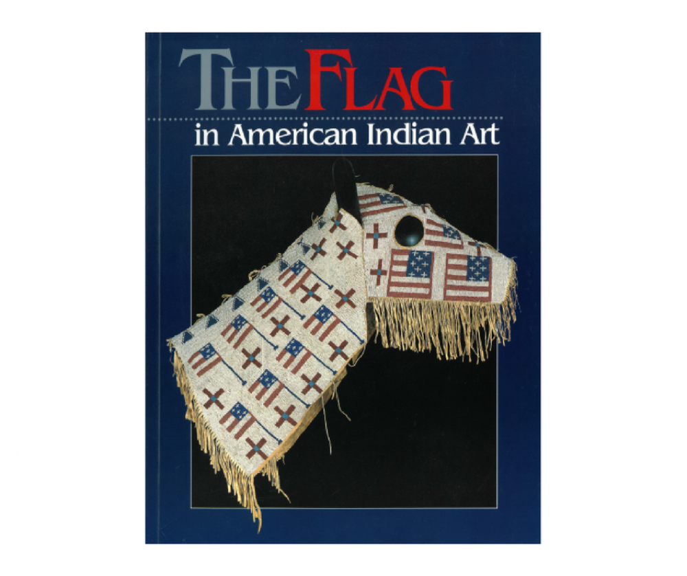 The Flag In American Indian Art Fenimore Art Museum
