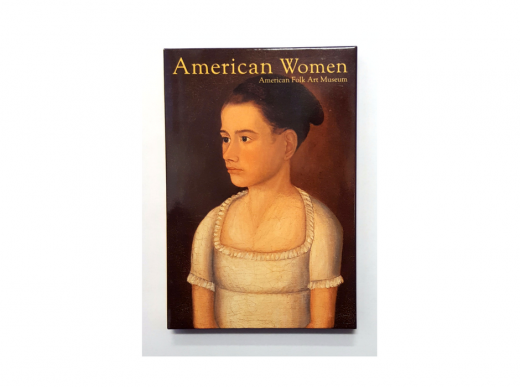 American Women Note Card Folio