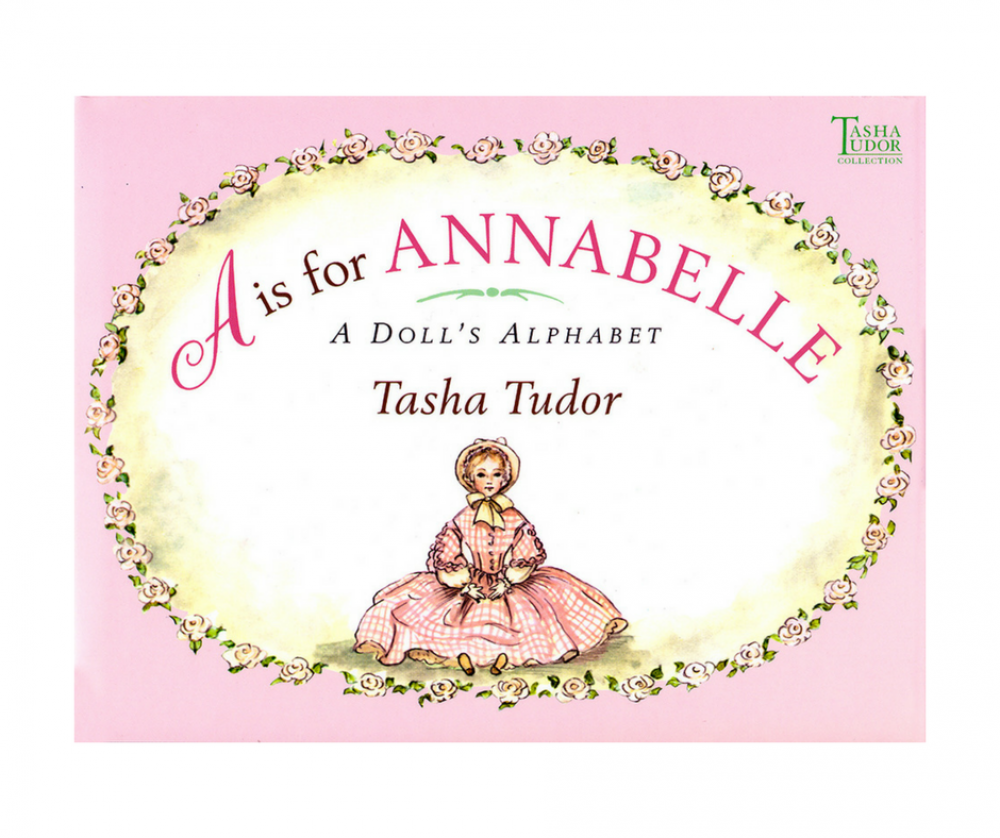 A is for Annabelle (Softcover)