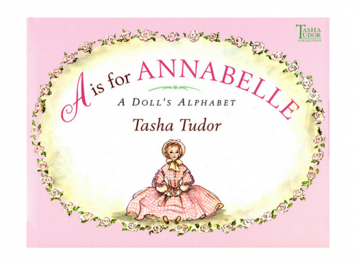 A is for Annabelle (Hardcover)