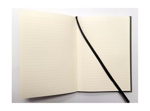 Harvesting Hops Hardcover Journal