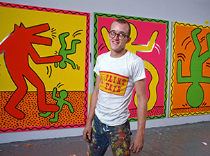 The Public Has a Right to Art: Keith Haring's Art & Activism