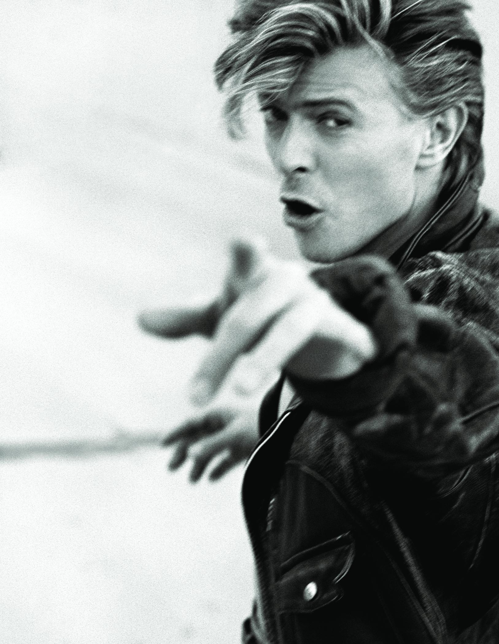 David Bowie III, Los Angeles  1987