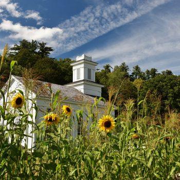 Church at Farmers' Museum