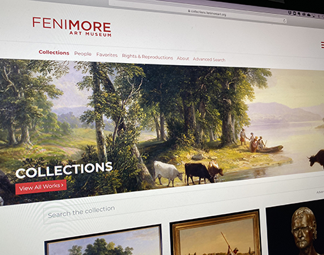 Fenimore Art Museum Launches New Online Collections Site