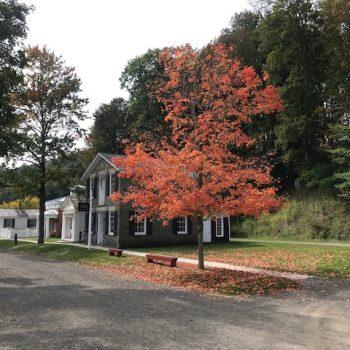 First Change of Season Farmers Museum 2020