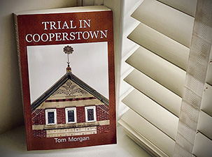 """""""Trial in Cooperstown"""" – A Book Reading and Signing"""