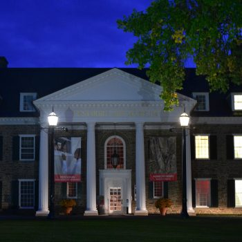 Night at the Fenimore Museum